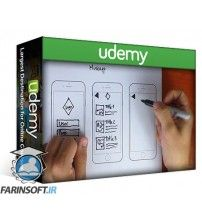 آموزش Udemy Mobile Rapid Prototyping: Build a demo in 1 hour