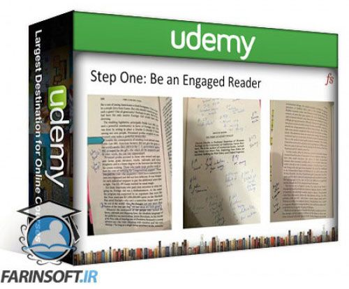 آموزش Udemy How to Read a Book: The Ultimate Guide by Mortimer Adler
