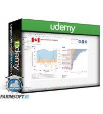 دانلود آموزش Udemy Master Course in Tableau 10 for Business Intelligence