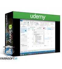 دانلود آموزش Udemy Microsoft Office 2013: Outlook