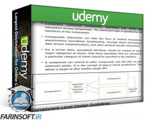 آموزش Udemy Software Architecture and Design