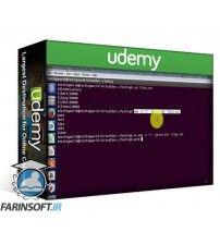 آموزش Udemy Advance Unix : File Processing: AWK | SED | GREP | CUT | VIM