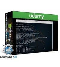 دانلود آموزش Udemy Anatomy of a Cyber Attack: A beginners course on hacking!