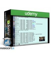 دانلود آموزش Udemy Bash Shell scripting