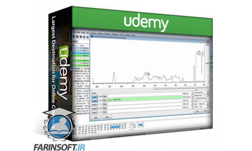 دانلود آموزش Udemy Hacking Academy: How to Monitor & Intercept