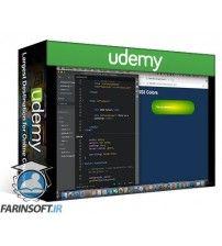 دانلود آموزش Udemy HTML and CSS BootCamp for Beginners