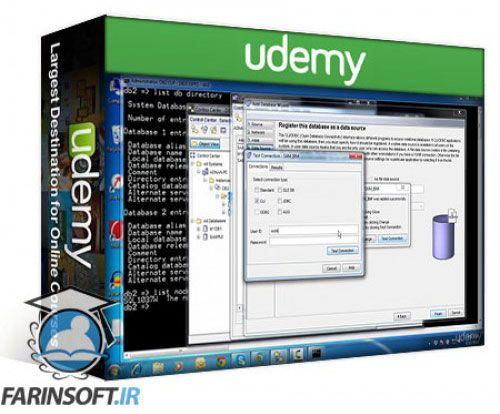 دانلود آموزش Udemy DB2 LUW - Database Administration