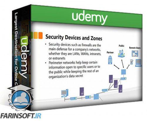 آموزش Udemy IT Networking Fundamentals For Complete Beginners
