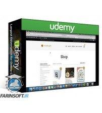 آموزش Udemy Open an E-Commerce Shop In One Day with WooCommerce & Amazon