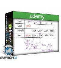 دانلود آموزش Udemy Project Management Skills #1 – Financial Appraisal with NPV