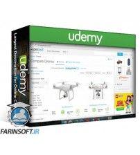دانلود آموزش Udemy Start a drone business – Aerial Photography and Mapping