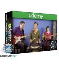 دانلود آموزش Udemy The Music Coach Online Spirit Drum Course