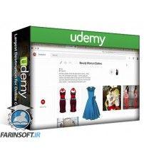 آموزش Udemy A Professional Course of Pinterest Marketing and Promotions
