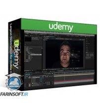 دانلود آموزش Udemy Adobe After Effects: Futuristic Motion Graphics & Animation