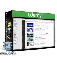 آموزش Udemy Learn To Create WordPress Themes By Building 10 Projects