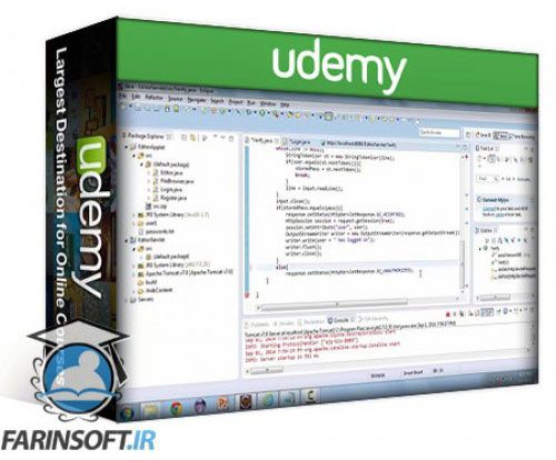 آموزش Udemy Projects in Java