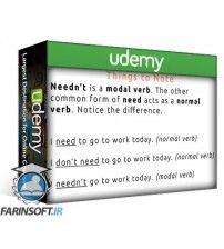 آموزش Udemy English Grammar Launch Advanced: Upgrade your speaking