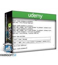 دانلود آموزش Udemy The 12 Essential MySQL Topics for Newbies