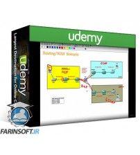 آموزش Udemy Cisco Labs With Advanced GNS3 Features