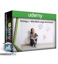 آموزش Udemy How To Be Hyper Productive When Working From Home Off-Site