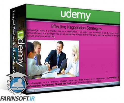 آموزش Udemy Learn Business Negotiation Skills