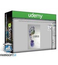 دانلود آموزش Udemy Photoshop Course: Design an eBook Cover in Photoshop