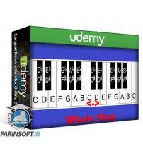 آموزش Udemy Piano Lessons For Absolute Beginners