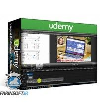 دانلود آموزش Udemy Simple Screencasting with Camtasia and Powerpoint