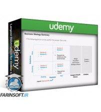 دانلود آموزش Udemy Business Strategy Formulation: Become a Strategy Consultant