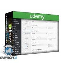 آموزش Udemy How To Build A WordPress Website & Complete SEO Guide