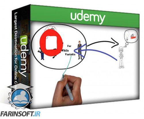 آموزش Udemy Learn Programming in Python With the Power of Animation