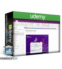 دانلود آموزش Udemy OneNote for a Better Life