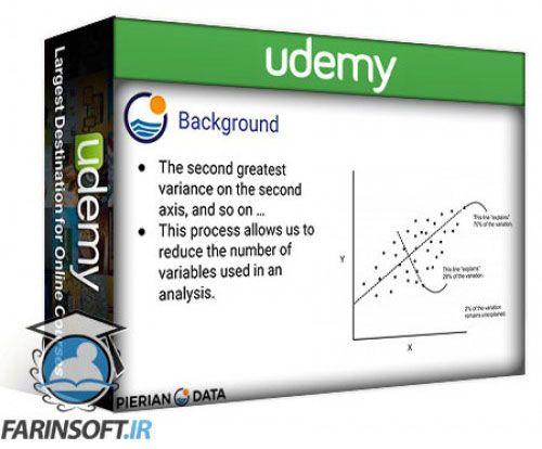 آموزش Udemy Python for Data Science and Machine Learning Bootcamp