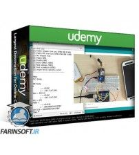 آموزش Udemy Arduino Bootcamp : Learning Through Projects