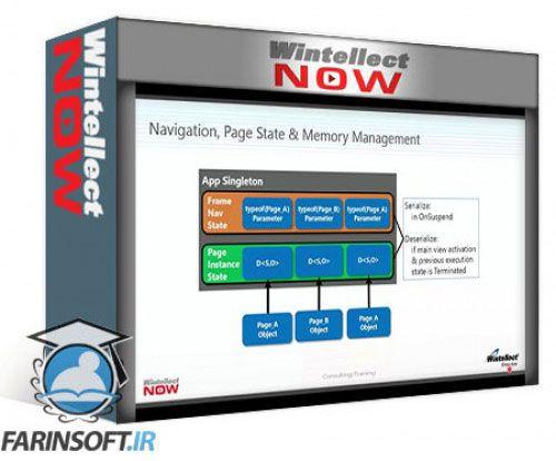 دانلود آموزش WintellectNow Windows Store Apps Process Model