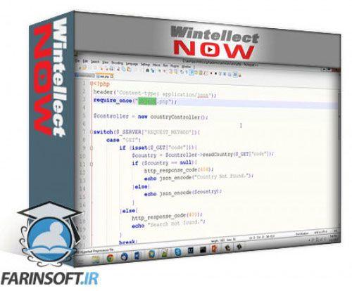 آموزش WintellectNow Web Services with PHP