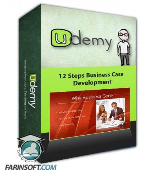 آموزش Udemy 12 Steps Business Case Development