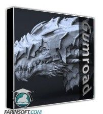 دانلود آموزش Gumroad 3D Creature Modeling for Production