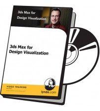 آموزش Lynda ds Max for Design Visualization3