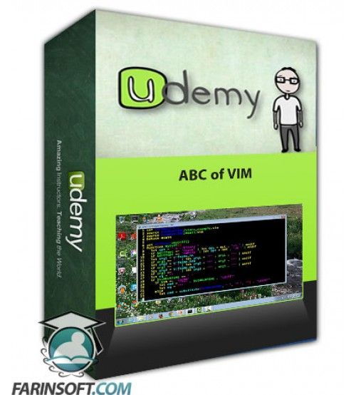 آموزش Udemy ABC of VIM
