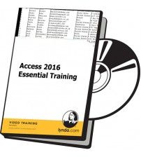 آموزش Lynda Access 2016 Essential Training