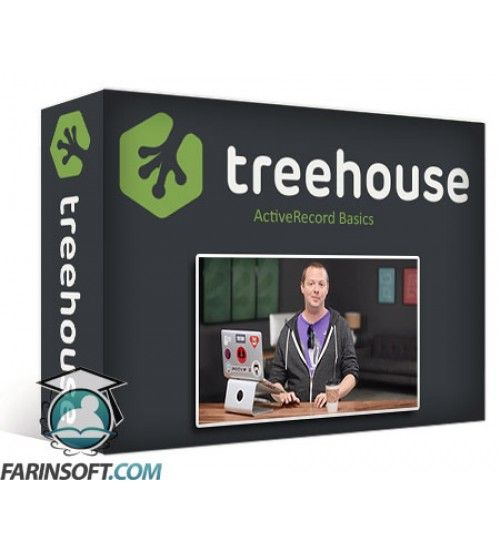 آموزش TeamTreeHouse ActiveRecord Basics