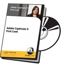 آموزش Lynda Adobe Captivate 9 First Look