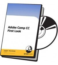 آموزش Lynda Adobe  Comp CC First Look