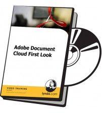 آموزش Lynda Adobe Document Cloud First Look
