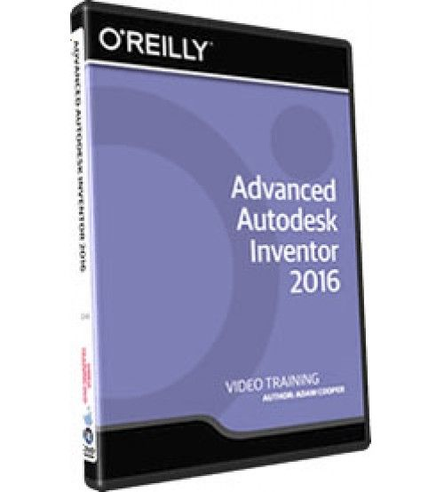 آموزش InfiniteSkills Advanced Autodesk Inventor 2016