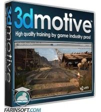 آموزش 3D Motive Advanced Mechanics in Unity Vol 1-5