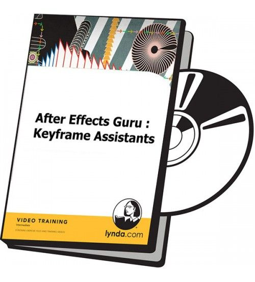 آموزش Lynda After Effects Guru Keyframe Assistants