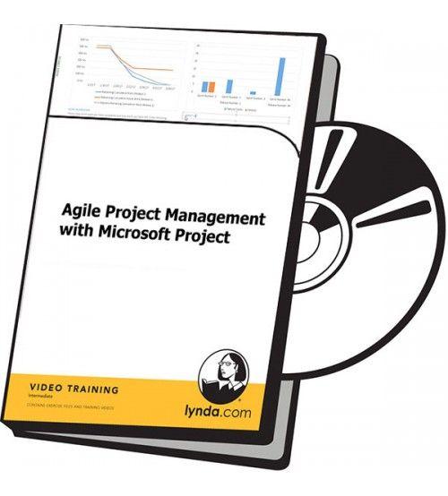 آموزش Lynda Agile Project Management with Microsoft Project