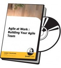 آموزش Lynda Agile at Work Building Your Agile Team
